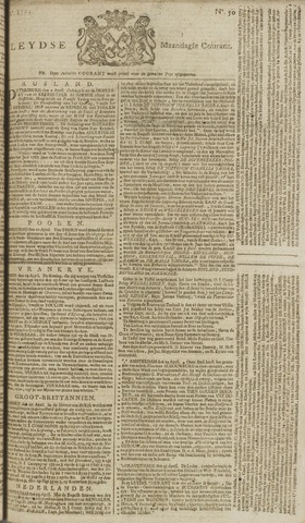 Leydse Courant 1773-04-26