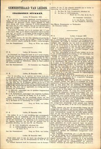 Handelingen van de Raad 1916-12-16