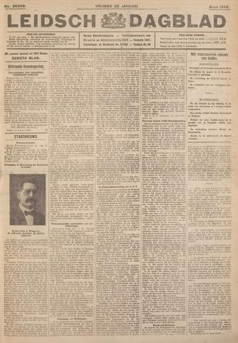 Leidsch Dagblad 1926-01-29