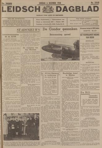 Leidsch Dagblad 1938-12-06
