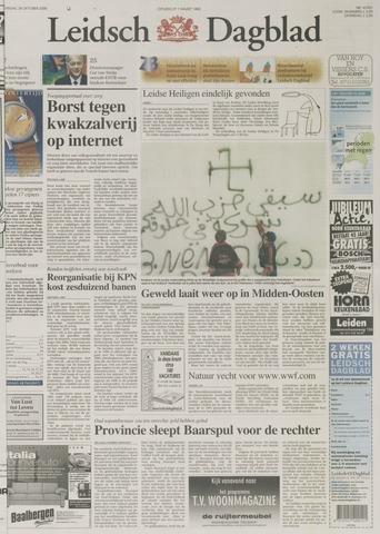 Leidsch Dagblad 2000-10-28