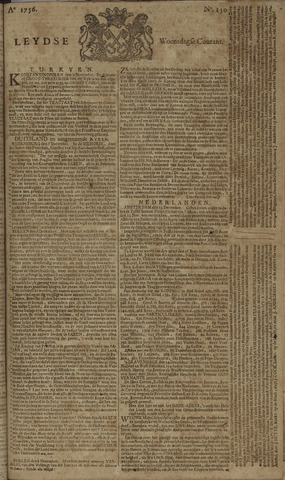 Leydse Courant 1756-12-15