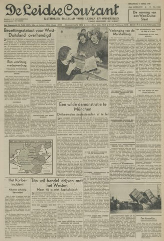 Leidse Courant 1949-04-11