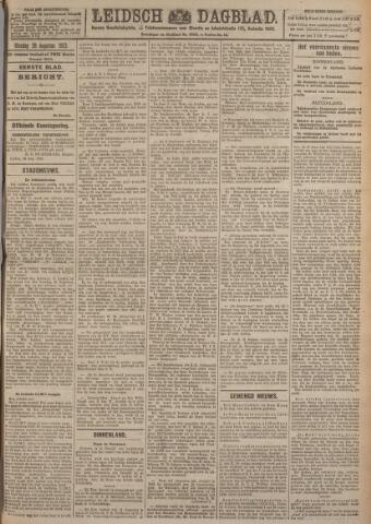 Leidsch Dagblad 1923-08-28