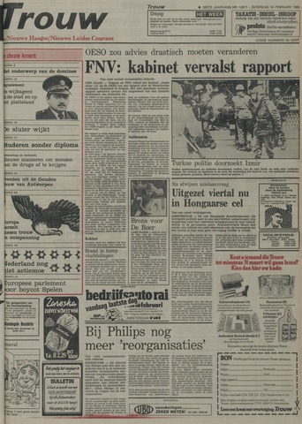 Nieuwe Leidsche Courant 1980-02-16
