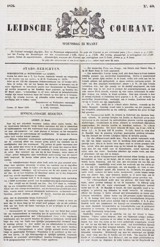 Leydse Courant 1876-03-22