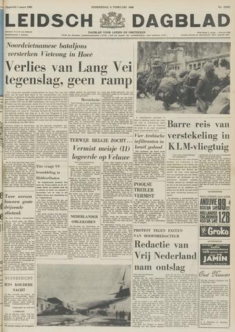 Leidsch Dagblad 1968-02-08