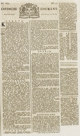 Leydse Courant 1825-06-29