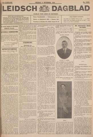 Leidsch Dagblad 1928-11-09