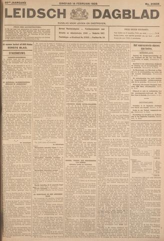 Leidsch Dagblad 1928-02-14