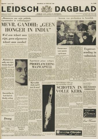 Leidsch Dagblad 1966-02-28