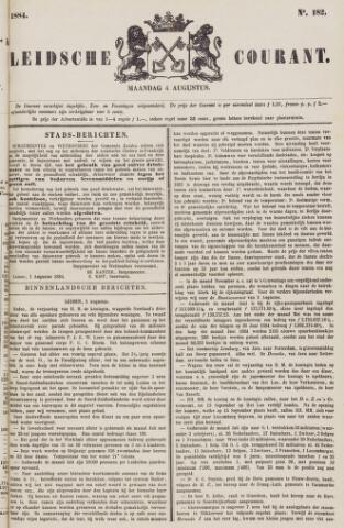 Leydse Courant 1884-08-04