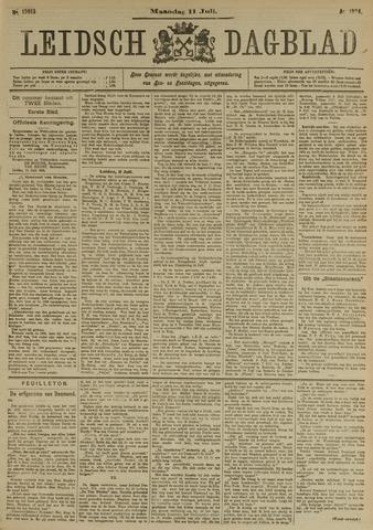 Leidsch Dagblad 1904-07-11