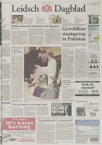 Leidsch Dagblad 1999-10-13