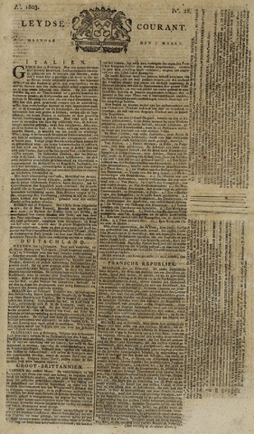 Leydse Courant 1803-03-07