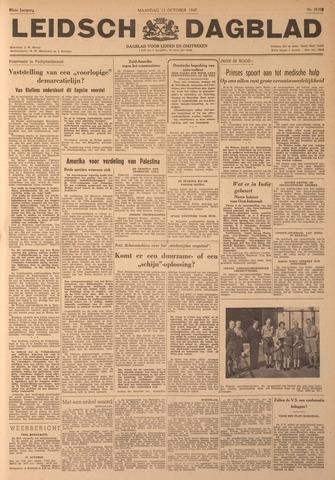Leidsch Dagblad 1947-10-13