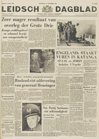 Leidsch Dagblad 1961-12-13