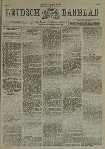Leidsch Dagblad 1909-04-10