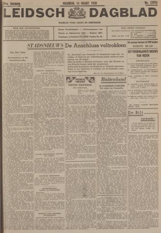 Leidsch Dagblad 1938-03-14