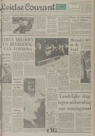 Leidse Courant 1971-11-16