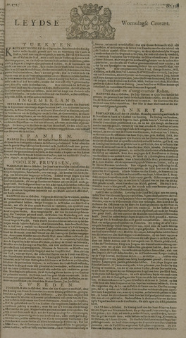 Leydse Courant 1725-10-24
