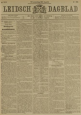 Leidsch Dagblad 1904-04-20