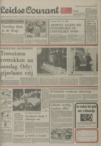 Leidse Courant 1975-01-20