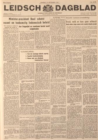 Leidsch Dagblad 1947-09-23