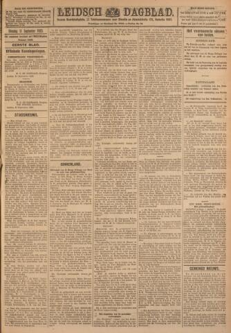 Leidsch Dagblad 1923-09-11