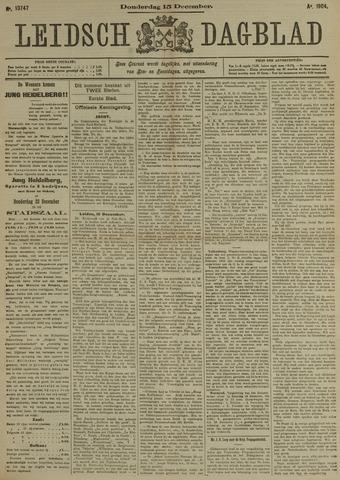 Leidsch Dagblad 1904-12-15
