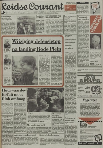 Leidse Courant 1987-06-01
