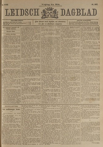 Leidsch Dagblad 1907-05-24