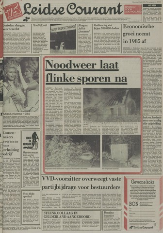 Leidse Courant 1984-07-10