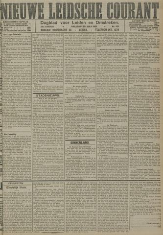 Nieuwe Leidsche Courant 1921-07-29
