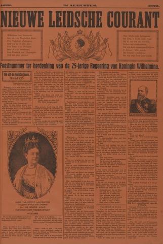 Nieuwe Leidsche Courant 1923-08-31