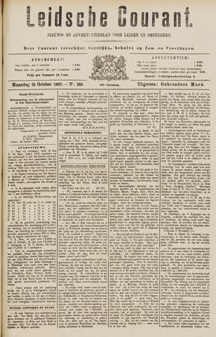 Leydse Courant 1887-10-31