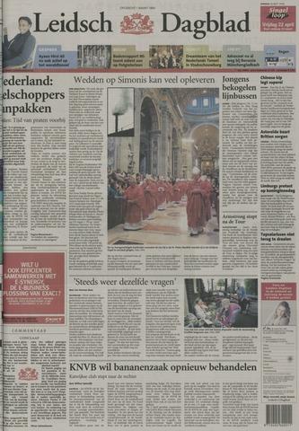 Leidsch Dagblad 2005-04-19