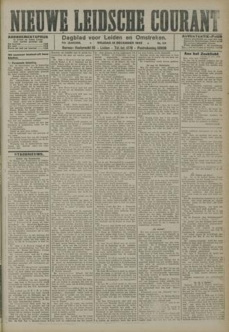 Nieuwe Leidsche Courant 1923-12-14