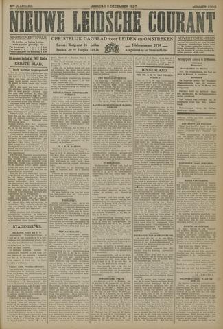 Nieuwe Leidsche Courant 1927-12-05