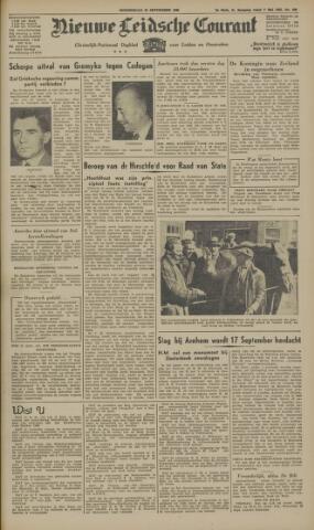 Nieuwe Leidsche Courant 1946-09-12