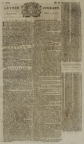 Leydse Courant 1803-07-11