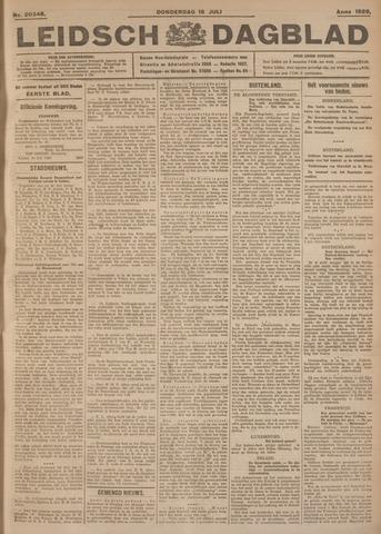 Leidsch Dagblad 1926-07-15