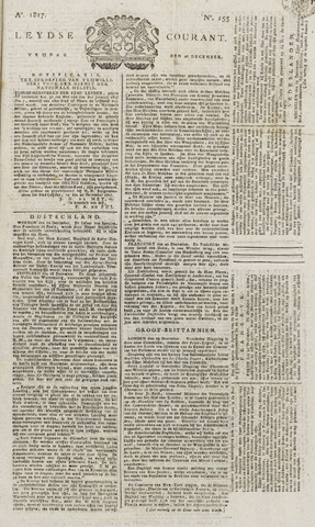 Leydse Courant 1817-12-26