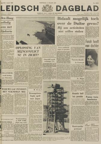 Leidsch Dagblad 1963-03-13