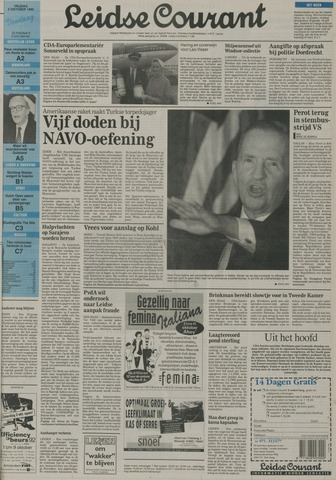 Leidse Courant 1992-10-02