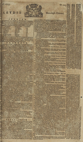 Leydse Courant 1755-10-13