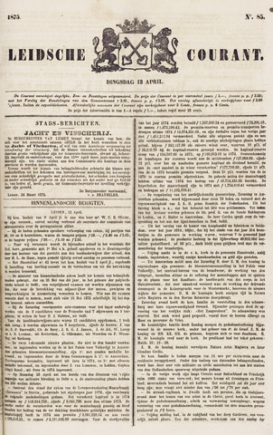 Leydse Courant 1875-04-13