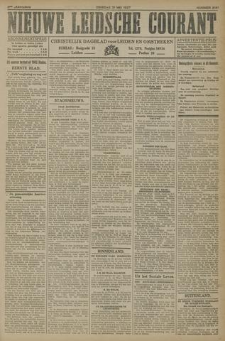Nieuwe Leidsche Courant 1927-05-31