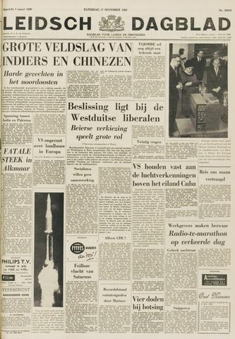Leidsch Dagblad 1962-11-17