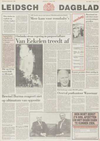 Leidsch Dagblad 1988-09-06